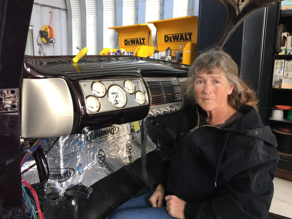 40 Ford Restoration